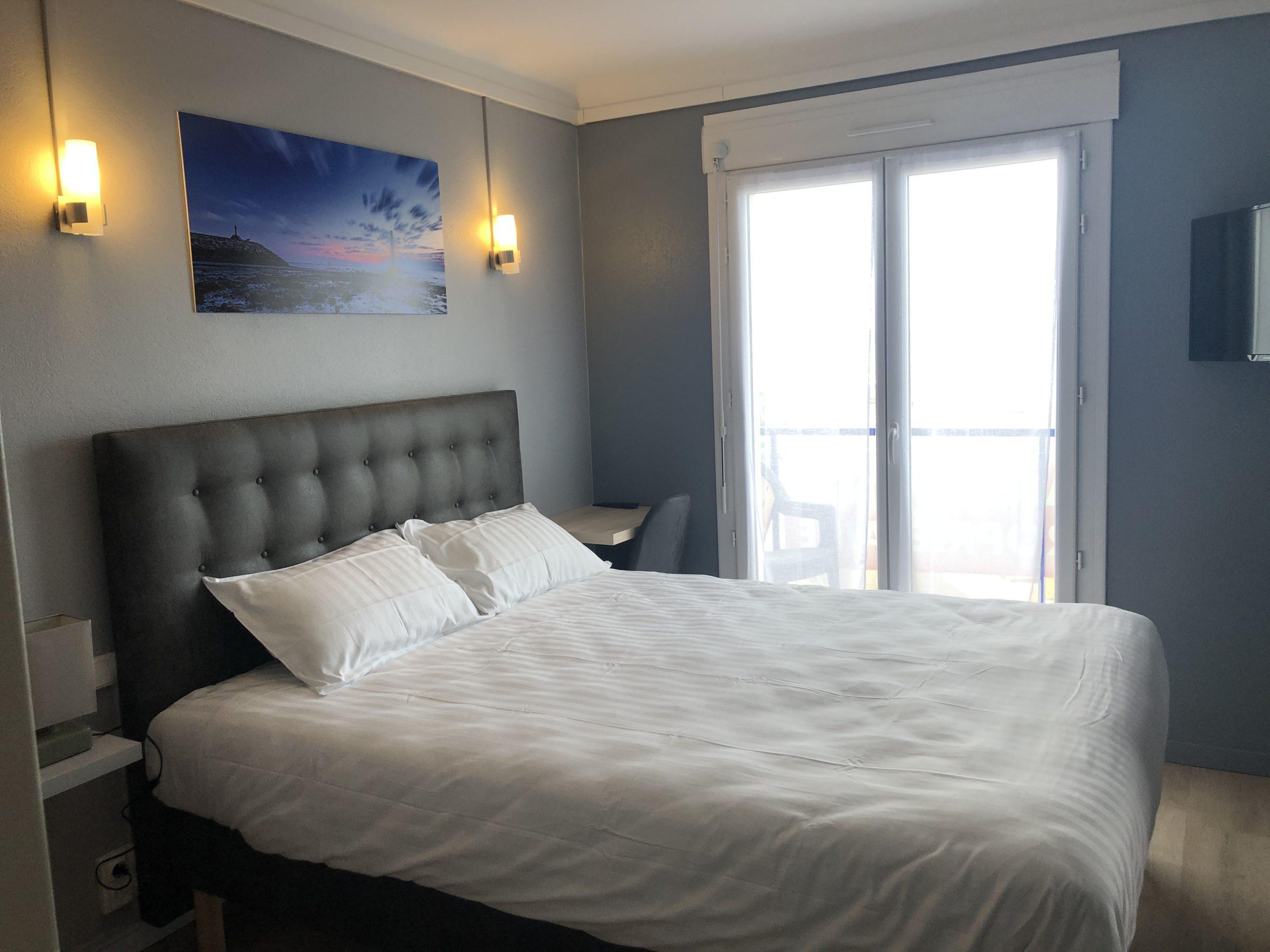photo chambre communicante hotel embarcadère