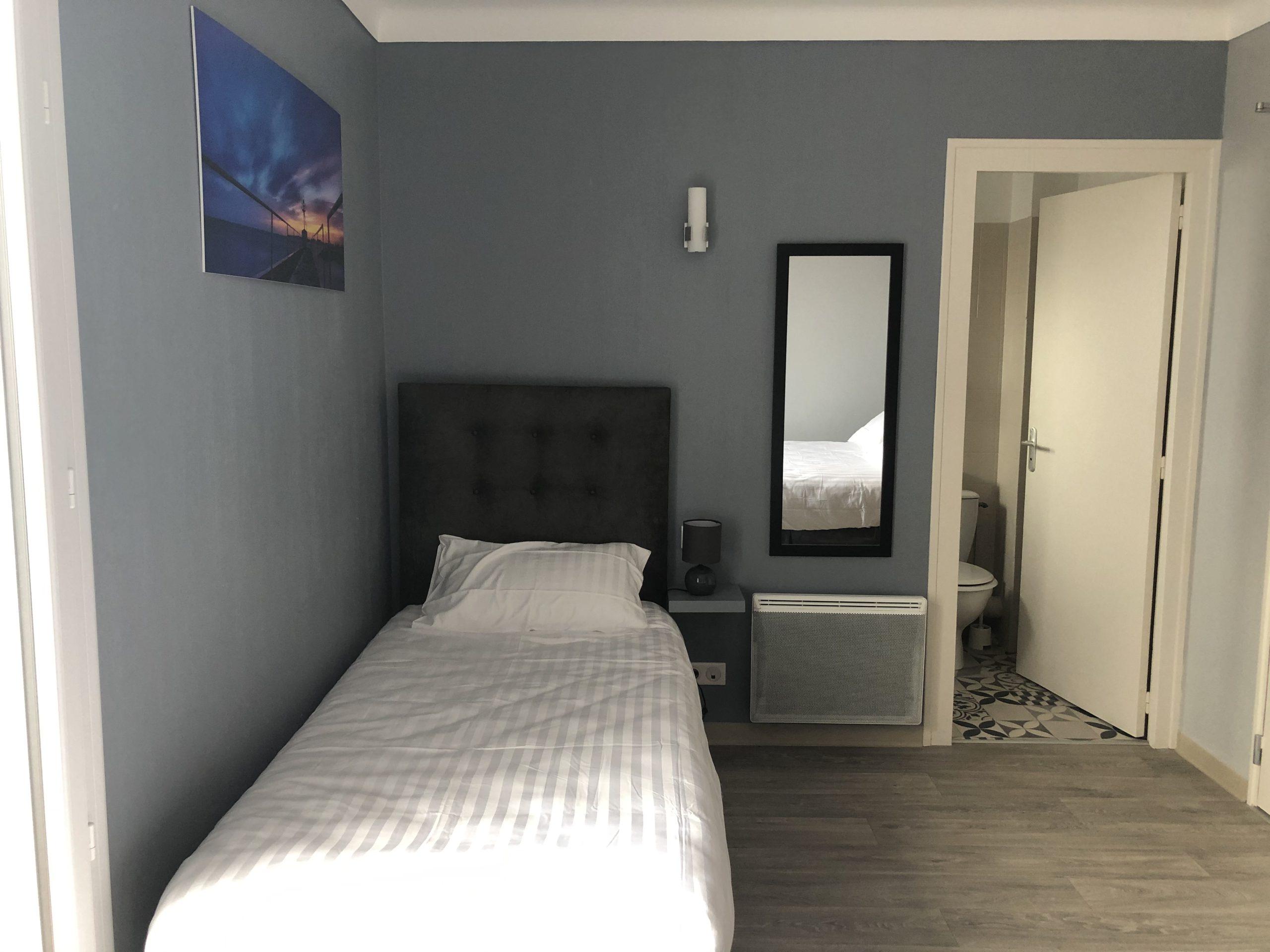 photo chambre triple de l'hotel
